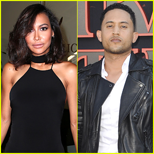 Tahj Mowry Remembers Naya Rivera With Never Before Seen Pics Of Them Together