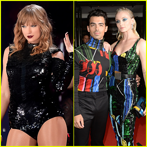 Taylor Swift Fans Think This Lyric Is About Buying Joe Jonas & Sophie Turner a Baby Gift!