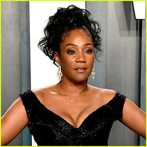 Tiffany Haddish Shaved Her Hair Off Completely & She's Loving Her New Look