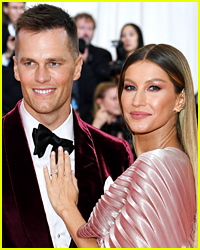Tom Brady Wrote This Comment for Gisele Bundchen's 40th Birthday