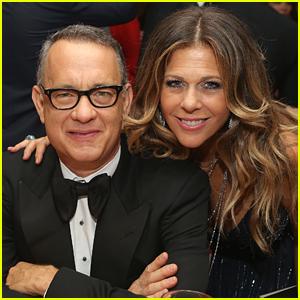 Tom Hanks & Rita Wilson Receive Greek Passports After Officially Becoming Citizens