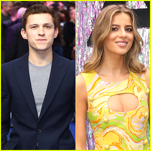 Tom Holland Seemingly Confirms Relationship With Model Nadia Parkes on Instagram