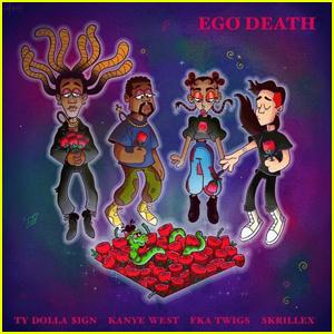 Ty Dolla $ign Teams Up With Kanye West, FKA twigs & Skrillex on 'Ego Death' - Listen & Read the Lyrics!