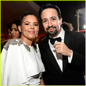 Lin-Manuel Miranda's Wife Vanessa Nadal Does This When He Kisses Someone in 'Hamilton'