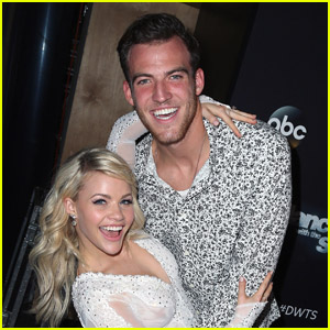 DWTS' Witney Carson Is Pregnant, Expecting First Child with Husband Carson McAllister