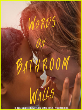 Charlie Plummer & Taylor Russell Star in 'Words on Bathroom Walls' Trailer - Watch!