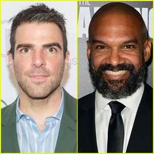 Zachary Quinto & Khary Payton Join 'Invincible' Animated Series at Amazon