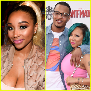 T.I.'s Stepdaughter & Tiny's Daughter Zonnique Pullins is Pregnant with First Child!