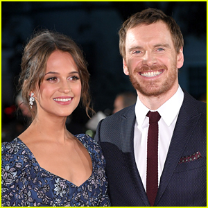 Alicia Vikander Talks Life in Lockdown with Michael Fassbender, Reveals If They'll Work Together Again