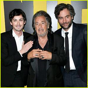 Amazon Renews 'Hunters' With Al Pacino, Logan Lerman & More For Season 2