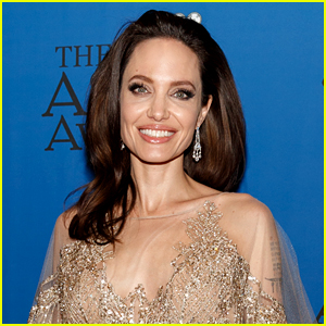 Angelina Jolie Dishes On How Her Children Are Helping Her Out in Quarantine