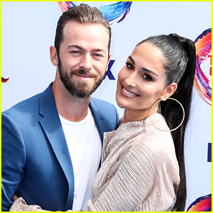 Nikki Bella Welcomes First Child With Artem Chigvintsev Just A Day Before Twin Sister Brie Had Her Baby!