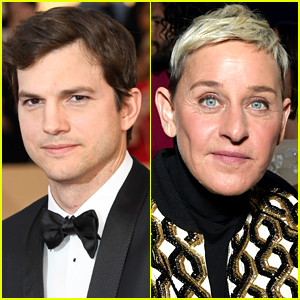 Ashton Kutcher Reveals How Ellen DeGeneres Treated Him & His Team
