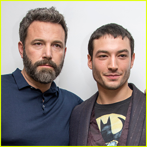 Ben Affleck to Reprise Batman Role in 'The Flash' Movie!