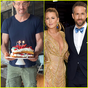 Blake Lively Can't Stop Zooming In on Ryan Reynolds' Huge Muscle in Hilarious Post