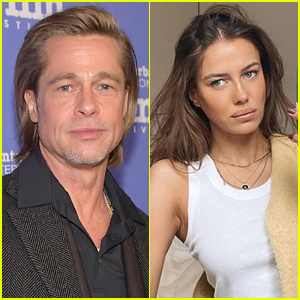 Brad Pitt & Nicole Poturalski Have Been Seeing Each Other a Lot Longer Than We Realized!