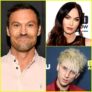 Brian Austin Green Laughs Off the Negative Comments After He Threw Shade at Megan Fox