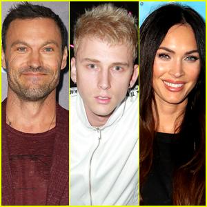 Brian Austin Green Gives His True Thoughts About Megan Fox's New Boyfriend Machine Gun Kelly
