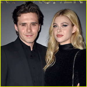 Brooklyn Beckham Wears Gold Band on Left Ring Finger Weeks After Proposing to Nicola Peltz
