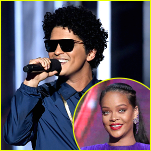 Brunos Mars Gives Rare Update on Music & Reaches Out To Rihanna For Modeling Gig