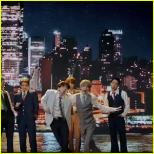 BTS Dance Through Virtual NYC for 'Dynamite' Performance at MTV VMAs 2020 - Watch!