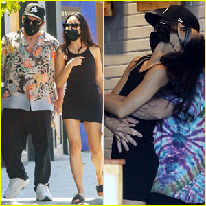 Cara Santana & Shannon Leto Engaged in PDA, Look So Happy in New Photos!