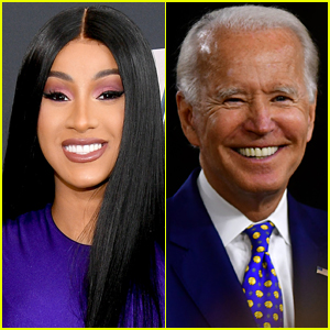 Cardi B Interviews Joe Biden, Reveals Her Main Interests in the Election