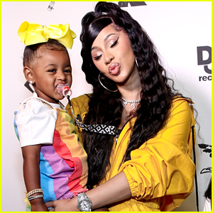 Cardi B Calls Daughter Kulture A 'Funny Baby' Despite Her Terrible Twos