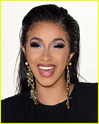 Cardi B Reveals Who She Wants to Be President One Day