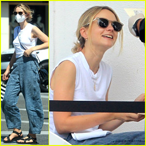 Carey Mulligan Spotted at Lunch in L.A., First Sighting in Months!
