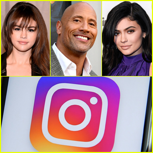 Most-Followed Celebrities on Instagram Revealed & the Most-Followed Female Star Is First Woman to Hit 200 Million Followers!