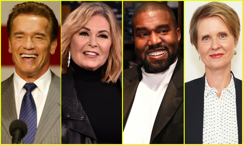 19 Celebrities Who Ran for Political Office