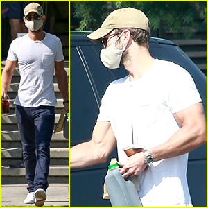 Chace Crawford Is Looking Ripped in These New Photos!