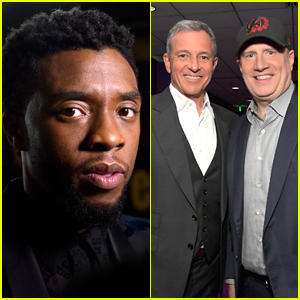 Chadwick Boseman Remembered As 'Smart, Kind & Powerful' By Marvel Boss Kevin Feige