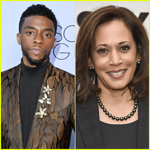 Chadwick Boseman's Final Tweet Was Supporting Democratic VP Kamala Harris