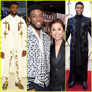 Look Back at Chadwick Boseman's Red Carpet Moments & Read His Stylist's Touching Tribute