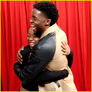 Chadwick Boseman 'Loved Every Minute' Of Surprising Fans On 'The Tonight Show' in 2018