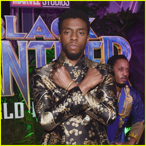 Chadwick Boseman's 'Black Panther' Co-Stars Pay Tribute After His Death