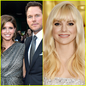 Here's How Anna Faris Congratulated Ex Chris Pratt on New Baby with Katherine Schwarzenegger