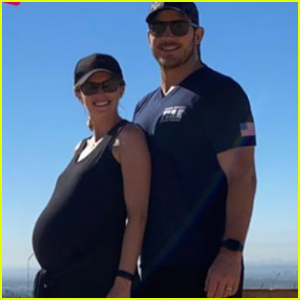 Chris Pratt Says Wife Katherine Schwarzenegger is 'Ready to Pop' During Afternoon Hike!