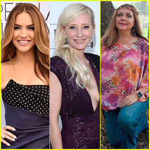 Chrishell Stause, Anne Heche & Carole Baskin Reportedly In Talks To Join 'DWTS'