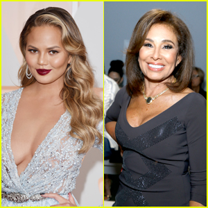 Chrissy Teigen Trolls Jeanine Pirro by Offering to Send Her 'Sexy Pics'