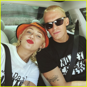 Cody Simpson Says He's 'In Love with My Best Friend' in New Pic with Miley Cyrus!