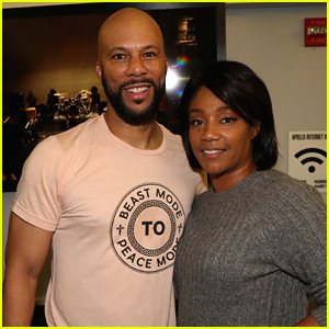 Common Opens Up About His Relationship With Tiffany Haddish: 'I'm Happy'