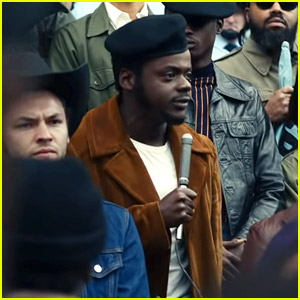 Daniel Kaluuya Plays a Real-Life Black Panther in 'Judas & The Black Messiah' - Watch the Trailer!