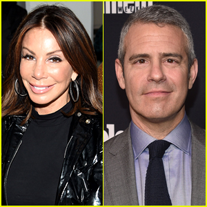 RHONJ's Danielle Staub Attacks Andy Cohen, Goes Off About Grindr & Drugs