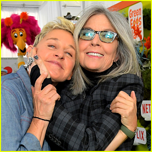 Diane Keaton Joins List of Celebrities Supporting Ellen DeGeneres
