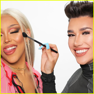 James Charles Does Doja Cat's Makeup - Watch! (Video)