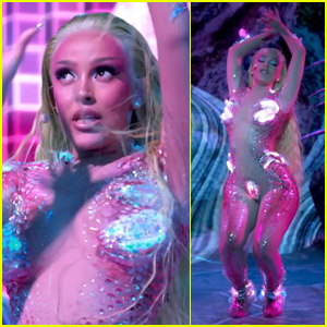 Doja Cat Heads Out of This World for 'Say So' & 'Like That' Performance at VMAs 2020 - Watch!