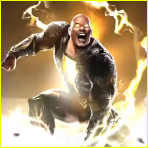 Dwayne Johnson Posts First Look at 'Black Adam' Ahead of DC Fandome!